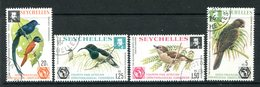 Seychelles 1976 Pan-African Ornithological Conference Set Used (SG 369-372) - Seychelles (1976-...)