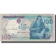 Billet, Portugal, 100 Escudos, 1985-03-12, KM:178d, B - Portugal