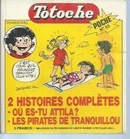 TOTOCHE POCHE  N° 33  -  VAILLANT  1974 ( TABARY ) - Totoche