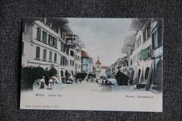 SUISSE , MORAT - Grand Rue - FR Fribourg