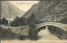ANDORRA CARTA POSTALE LABOUCHE  Nº 1045 (H.41) - Andorra