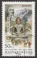 Buddha - Buddhism - Camel - STEIN AURÉL - Used / Hungary 1994 - Buddhism