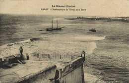RABAT  L'embouchure De L'Oued Et La Barre RV - Rabat