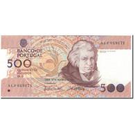 Billet, Portugal, 500 Escudos, 1987-11-20, KM:180a, NEUF - Portugal