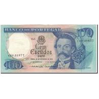 Billet, Portugal, 100 Escudos, 1978-09-20, KM:169b, TTB+ - Portugal
