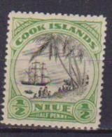 COLONIE INGLESI 1932 COOK ISLANDS INCORONAZIONE GIORGIO V YVERT. 31 MLH VF - Cook