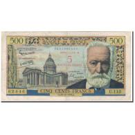 France, 5 Nouveaux Francs On 500 Francs, 5 NF 1959-1965 ''Victor Hugo'' - 5 NF 1959-1965 ''Victor Hugo''