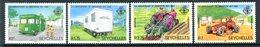 Seychelles 1982 Fifth Anniversary Of Liberation Set MNH (SG 533-536) - Seychelles (1976-...)