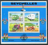 Seychelles 1982 Fifth Anniversary Of Liberation MS MNH (SG MS537) - Seychelles (1976-...)