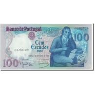 Billet, Portugal, 100 Escudos, 1980-09-02, KM:178a, NEUF - Portugal