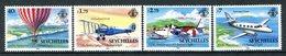 Seychelles 1983 Bicentenary Of Manned Flight Set MNH (SG 563-566) - Seychelles (1976-...)