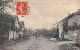LOUZE  -  Entrée Du Pays  - Route De Longeville - Francia