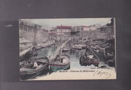 13 BOUCHES DU RHONE,MARSEILLE, Calanque De Malmousque - Marseille