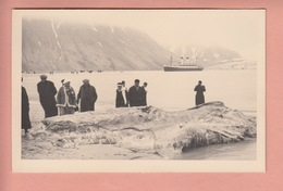 OLD POSTCARD NORWAY - NORGE - SPITZBERGEN - MAGDALENA BAY - Norway