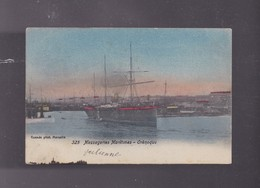 13 BOUCHES DU RHONE,MARSEILLE, Messageries Maritimes L' Orénoque - Marseille