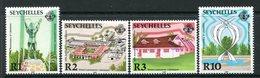 Seychelles 1987 Tenth Anniversary Of Liberation Set MNH (SG 667-670) - Seychelles (1976-...)