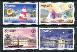 Seychelles 1988 Tourism Set MNH (SG 683-686) - Seychelles (1976-...)
