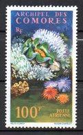 Col10 / Comores Archipel PA : N° 5   Neuf X MH , Cote : 10,00 € - Poste Aérienne