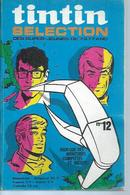 TINTIN SELECTION  N° 12   -  DARGAUD 1971 ( RIC HOCHET / MAGELLAN / DAN COOPER ) - Tintin