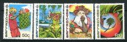 Seychelles 1988 Christmas Set MNH (SG 709-712) - Seychelles (1976-...)