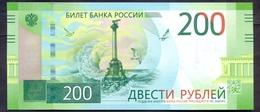 Russia 200 Rouble 2017 UNC P- 276 - Russia