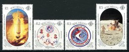 Seychelles 1989 20th Anniversary Of First Manned Landing On The Moon Set MNH (SG 746-749) - Seychelles (1976-...)