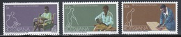Botswana Set Of Stamps From 1981 To Celebrate Year For Disabled Persons. - Botswana (1966-...)