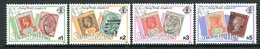 Seychelles 1990 Stamp World London '90 Set MNH (SG 771-774) - Seychelles (1976-...)