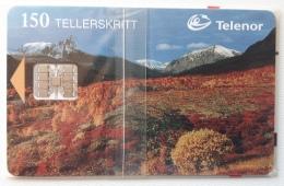 Norway N 70 Landscape Rondane ,unused In Blister - Norway