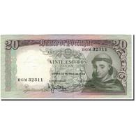 Billet, Portugal, 20 Escudos, 1964-05-26, KM:167b, SPL - Portugal