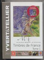 Catalogue YVERT France Tome 1 - 2017 -sous Blister - Avec Vignette André Lavergne - - France