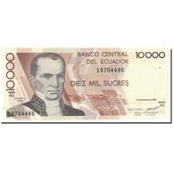 Billet, Équateur, 10,000 Sucres, 1994-02-21, KM:127a, NEUF - Equateur