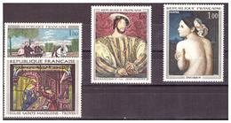 FRANCIA ARTE - 1967- SERIE COMPLETA. - MNH** - Altri