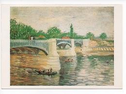 Vincent Van Gogh 1853/1890 The Seine With Le Pont De La Grande Jatte 1887 - Peintures & Tableaux