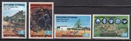 Botswana 1970 Set Of Stamps To Celebrate Developing Botswana. - Botswana (1966-...)