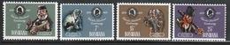 Botswana 1970 Set Of Stamps To Celebrate Death Centenary Of Charles Dickens. - Botswana (1966-...)