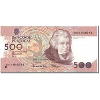 Billet, Portugal, 500 Escudos, 1992-02-13, KM:180d, NEUF - Portugal