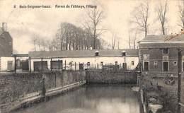 Bois Seigneur Isaac - Ferme De L'Abbaye, L'Etang (Edit Gilissen, Laiterie De L'Abbaye, 1911) - Eigenbrakel