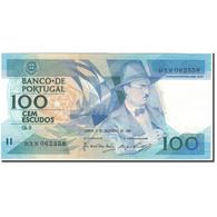 Billet, Portugal, 100 Escudos, 1987-12-03, KM:179d, NEUF - Portugal