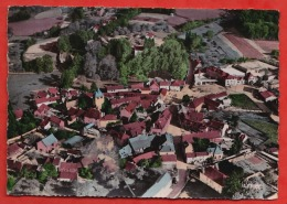 EB25-19) CHAMBERET (CORRÈZE) VUE AERIENNE   - (OBLITERATION DE 1956 -2 SCANS) - Autres Communes
