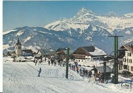 73 Crest Voland Depart Du Ski - Winter Sports