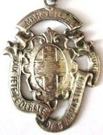 RARE INSIGNE MEDAILLE JURY 1903 MARSEILLE XXIX 29 EME FETE FEDERALE DE GYMNASTIQUE - Unclassified