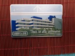 Landis & Gyr Netherlands 201 L (Mint,Neuve)  Rare - Pays-Bas