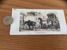 """Calendrier 1980 """"LA MALLE-POSTE (Cheval)"""" - Calendars"""