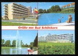 CPM Allemagne Grüsse Aus BAD SCHÖNBORN Multi Vues - Bad Schoenborn