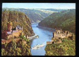 CPM Allemagne Der Schöne Rhein Das Felsental Der LORELEY - Loreley