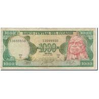 Billet, Équateur, 1000 Sucres, 1988-06-08, KM:125b, B+ - Equateur