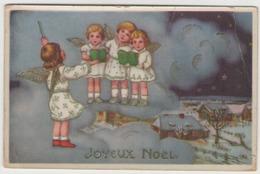 Cpsm Joyeux Noel - Autres