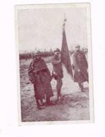 Le Drapeau Du 9 ème De Ligne.Pli De Coin. - Weltkrieg 1914-18
