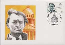 N° 3038 Andre Malraux - Maximumkarten